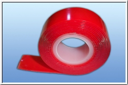 extremely adhesive gel adhesive tape
