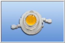 High Power 3W LED warmweiss 5er-Pack