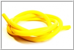 Silicone Hose 1 m yellow