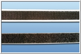 Velcro self-adhesive / Velcro and hook belt length 1 m