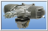 DLE 111 Power Boxer Motor 3D