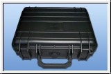Carrying case - water resistant, dust and impact-resistant