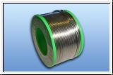 100g solder roll Ø 1mm unleaded