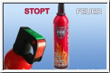 750g fire extinguishing agent