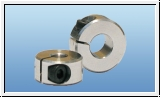 Aluminum clamping ring (collar)