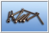 M3 x 16 mm stainless steel Allen screws 10 pcs