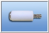 Sintered spherical fuel filter 3.2 mm