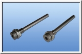 2 titanium axles � 6 mm