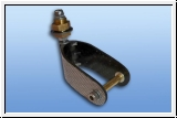 CFRP rear wheel clamp