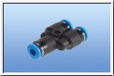 Festo Y-connector 4 mm