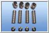 Richter distance bolts adjustable for internal combustion engine